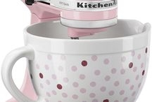 Kitchen Things / Rixxi's favorite kitchen stuff from around the web! Baking pans, cookie cutters, plates, utensils, serve wear,  cake pans, kitchen decor, coffee cups, cupcake tins and so much more!