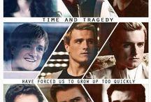 Los Juegos del Hambre ❤️ / The Hunger Games Saga ❤️