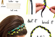 DIY Fashion / Links to different fashion DIY's from headbands to dresses.