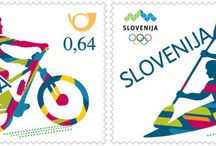 Rio 2016 Olympic stamps / Details of Rio 2016 Olympic stamps collection Philatelynews.com