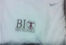 BIOMechaniks Apparel / Nike Dri Fit  pulls away sweat to help keep you dry and comfortable. Stay Cool when it heats up. / by BIOMechaniks