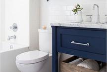 Bathroom Ideas / Keep It Clean