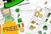 St Patrick's Day Preschool