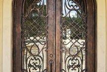 Windlass Front Door