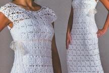 crochet / tunicas a crochet