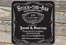 Stock The Bar Party  / by Leah Sneed