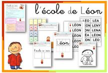 la classe de Léon