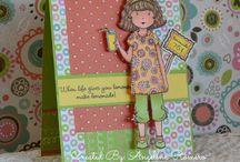Paper Doll D1547