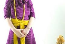 Za devojcice-For litlle girls / Haljine-Dress / by Miki m