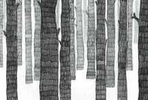drzewa art