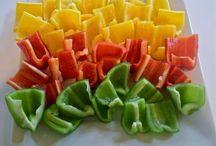 Veggies / by Marcy McDonald