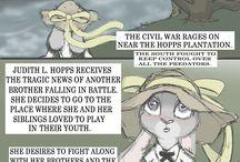 Civil War (Zootopia Comic)
