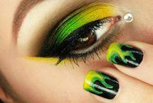 Airbrushing Makeup