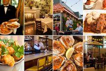 Restaurants / by Valerie Tanner