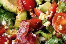 Paleo Salads / by Colleen Krout