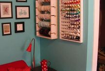 Craftroom inspiration...