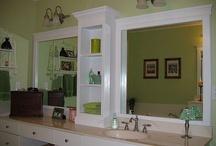 Eventual Bathroom Makeover / by Keri Challen