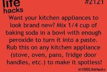 Life Hacks - Kitchen