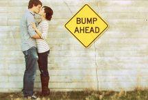 Annoncer la grossesse / Des photos dont s'inspirer pour annoncer la grossesse, avec humour ou classe.