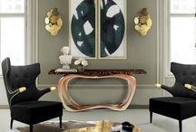 Hall Table / Hall Table ideas, Hall Table Design perfect for an luxurious entryway