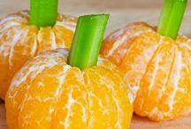 peças de frutas