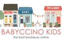 kids brands / by Cynthia Youngblood