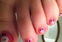 Kiddies Nails