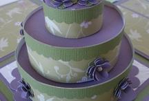 papírové dort