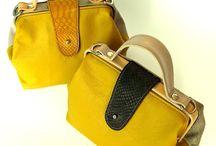 Mijn tassen / Mijn eigen ontworpen en handgemaakte tassen
