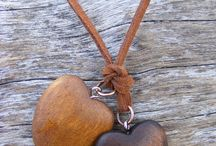 new wooden necklaces