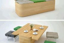 Small spaces / by Burcu Evensen