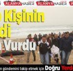 Veteriner Hekim Hüseyin Öz'ün Cesedi Kıyıya Vurdu