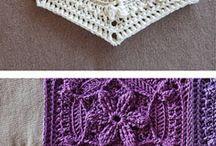 exagonal a crochet