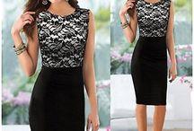 elegant formal dress