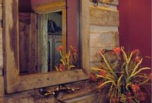 Rustic Chic Style / by Angie Richardt