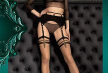 Smeraldo Collection by Ballerina Hosiery / Smeraldo collection by Ballerina Hosiery at Charm and Lace Boutique