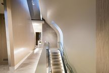 Radiant Stairs / Stairs