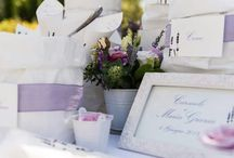 Lilac Wedding Themes! / Lilac simple and elegant. Give a great feel to an outdoor: how magical do those outdoor wedding!