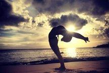 Yoga / Yoga photos and asanas from AUM Magazine.