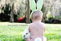 Easter photo shot