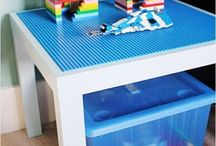 Lego asztal