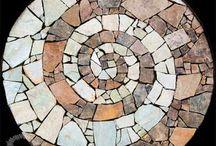 Batu Pijak (stepping stones)