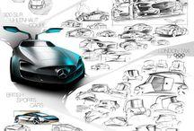 grafiki samochodowe