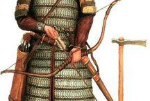 Eurasian warriors