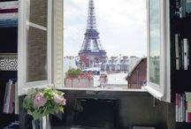 cities / New York. Paris. Fashion.