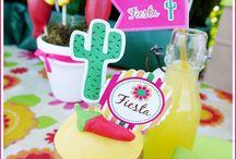 Cinco de mayo party / by Charlene Nunya