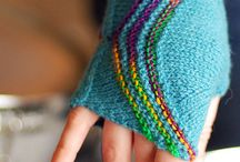 Socks, mitts & small knits / Lots of small projects to knit or inspire you!