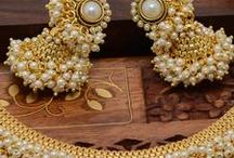 Glamorous Necklace sets / Bling Alert- Best collection of necklace sets at awesome price!  Get your now - http://bit.ly/20EOXtz