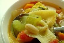 Steamy Soups / by Carol Birch
