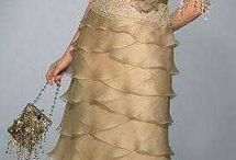 vestidos abuelitas